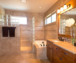 Modern Bathroom Interior 183