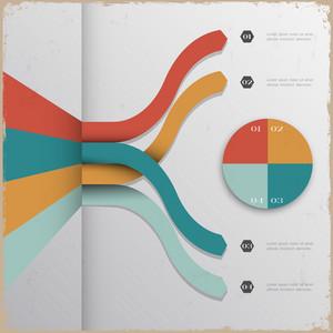 Modern Design Infographic