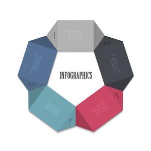 Modern Design Template For Infographics,website Templates