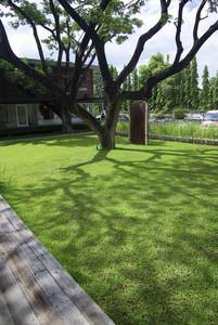 Modern office garden