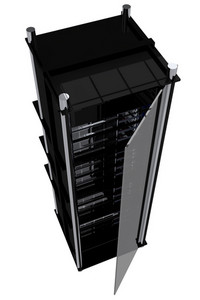 Modern Servers Rack