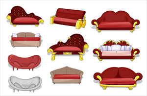 Modern Style Sofa Collection