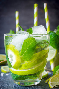 Lime Refreshment