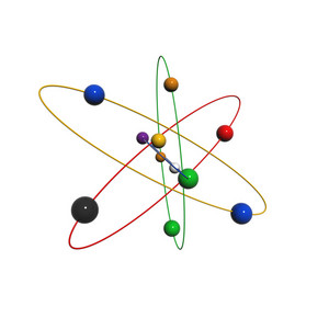 Molecule Neutrons