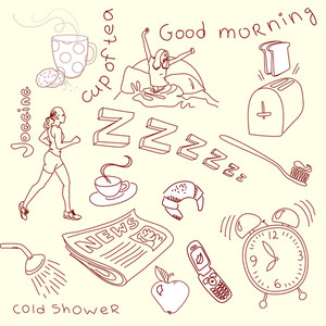 Monday Morning Doodles-