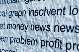 Money And News Concept