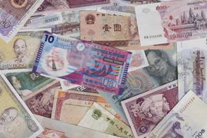 Money Of Asia.