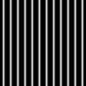Monochrome Black And White Wide Stripes Pattern