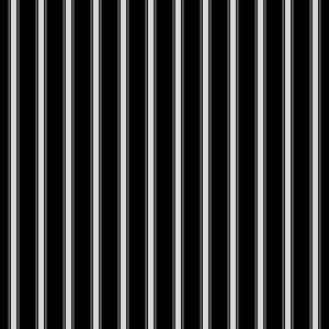 Monochrome Black And White Wide Stripes Pattern
