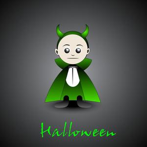Monster For Halloween Night