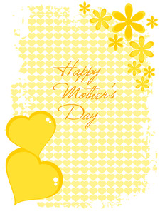 Mother Day Celebration Greeting Card