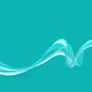 Motion Wavy Backdrop Design