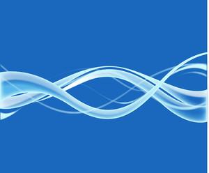 Motion Wavy Swirl Lines