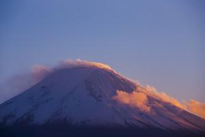 Mount Fuji. Japan