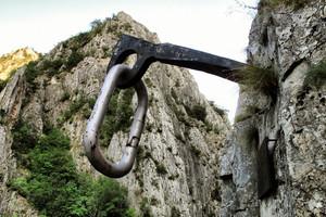 Mountain Climbing Nail