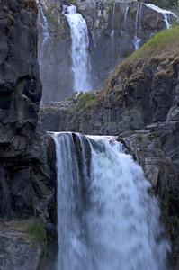 Mountain Waterfall 306