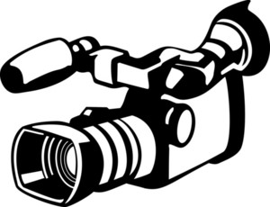 Movie Camera  Retro