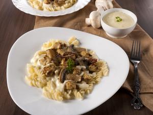 Mushroom And Meat