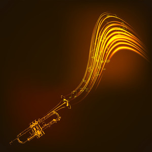 Music Concept With Saxophone