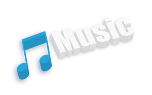 Music Icon Banner