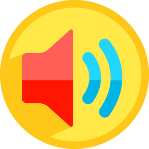 Music Speaker Icon