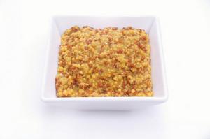 Mustard In Dish