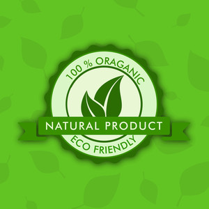 Natural Products Badge