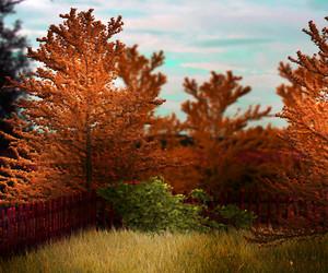Nature Fantasy Backdrop