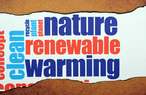 Nature Renewable Warming