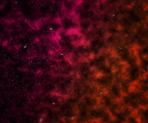 Nebula Space Backdrop
