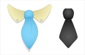Necktie Vectors