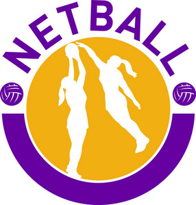Netball Player Shooting Blocking The Shot