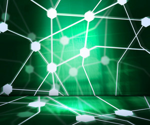 Network Spotlight Abstract Background