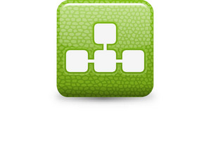 Networked Computers Lite Plus Icon