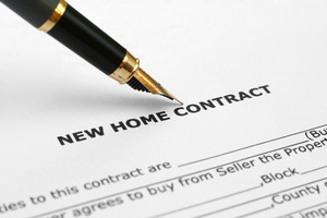 New Home Contract