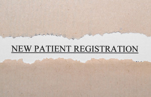 New Patient Registration