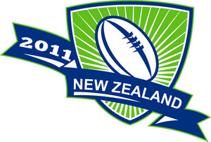 New Zealand 2011 Rugby Ball Shield
