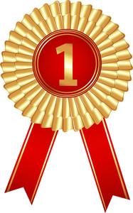 No. 1 Golden Badge