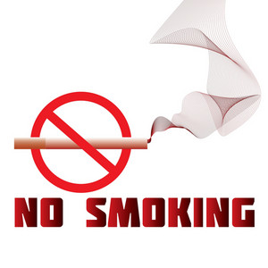 No-smoking-area
