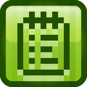 Notes Green Tiny App Icon