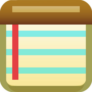Notes Tiny App Icon