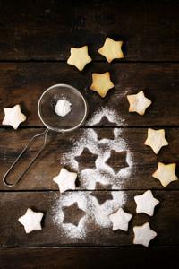 Star Shape Cookies