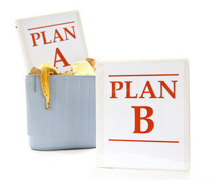 Now Is The Time For Plan B