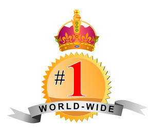 Number 1 Worldwide