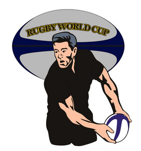 Nz All Blacks Rugby World Cup Player