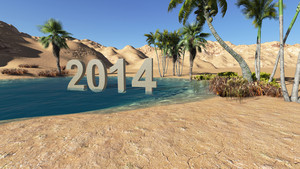 Oasis In The Desert 2014 Summer