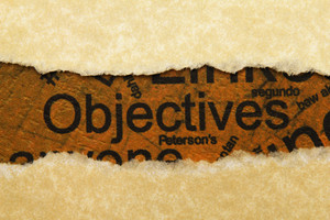 Objectives Concept