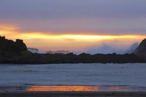 Ocean At Morning