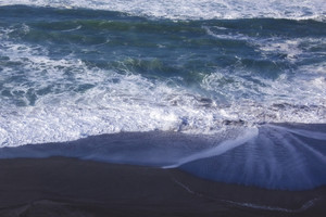 Ocean Waves Texture