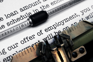 Offer Of Employment